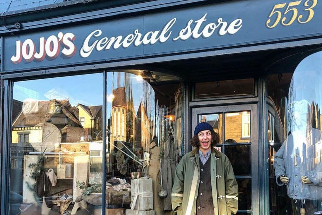 Jojo's General Store by Rag Parade