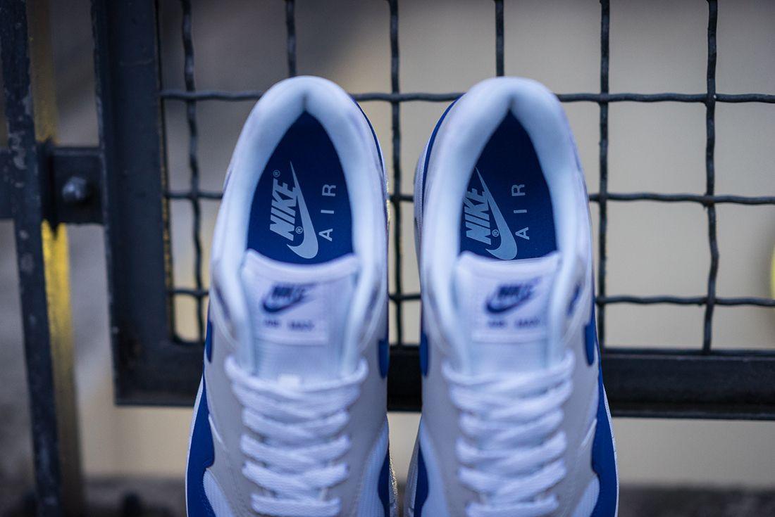 Nike Air Max 1 2017 Retro Anniversary Blue11