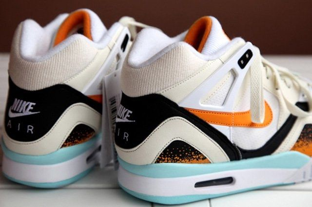 Nike Air Tech Challenge Ii White Kumquat 7