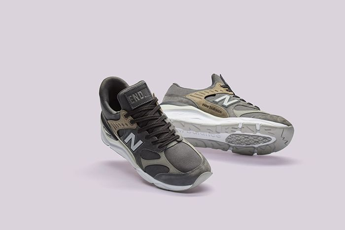 End New Balance X 90 Purple Haze Release Date Grey