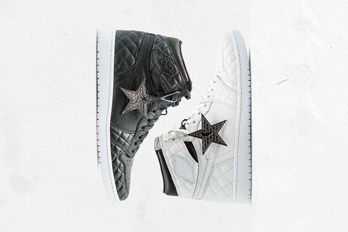 Air Jordan 1 Retro High Og Charlotte Hornets Foundation Auction Michael Jordan Design Hero