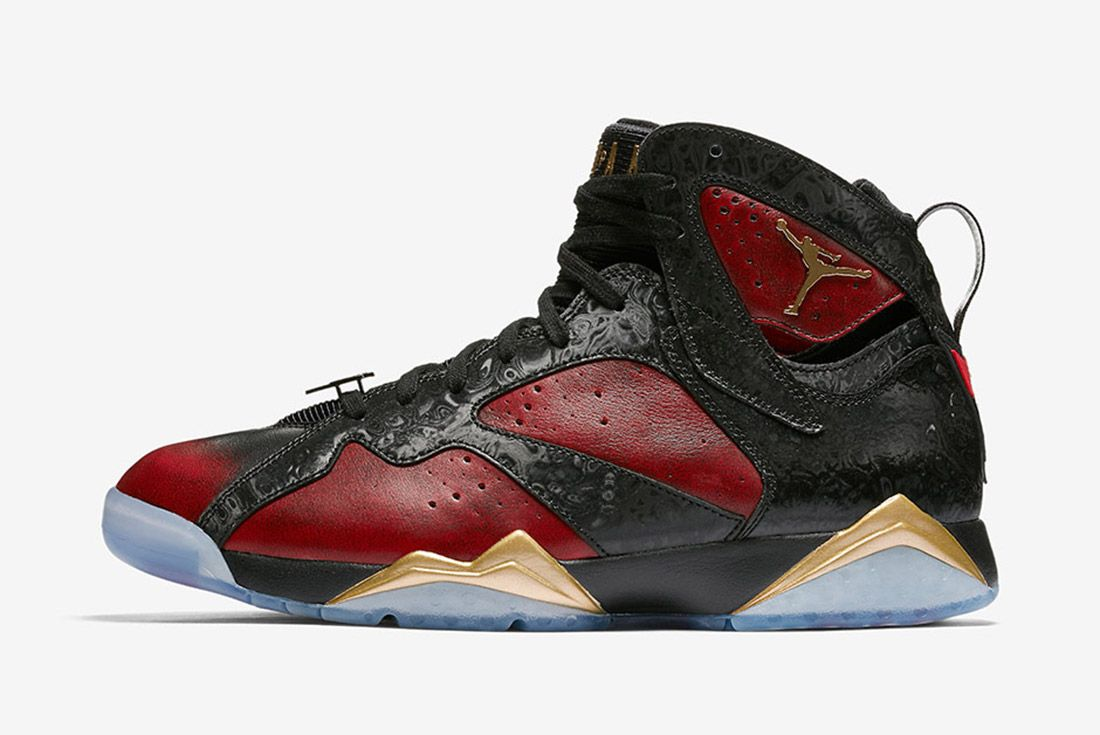 Air Jordan 7 Retro Doernbecher 5