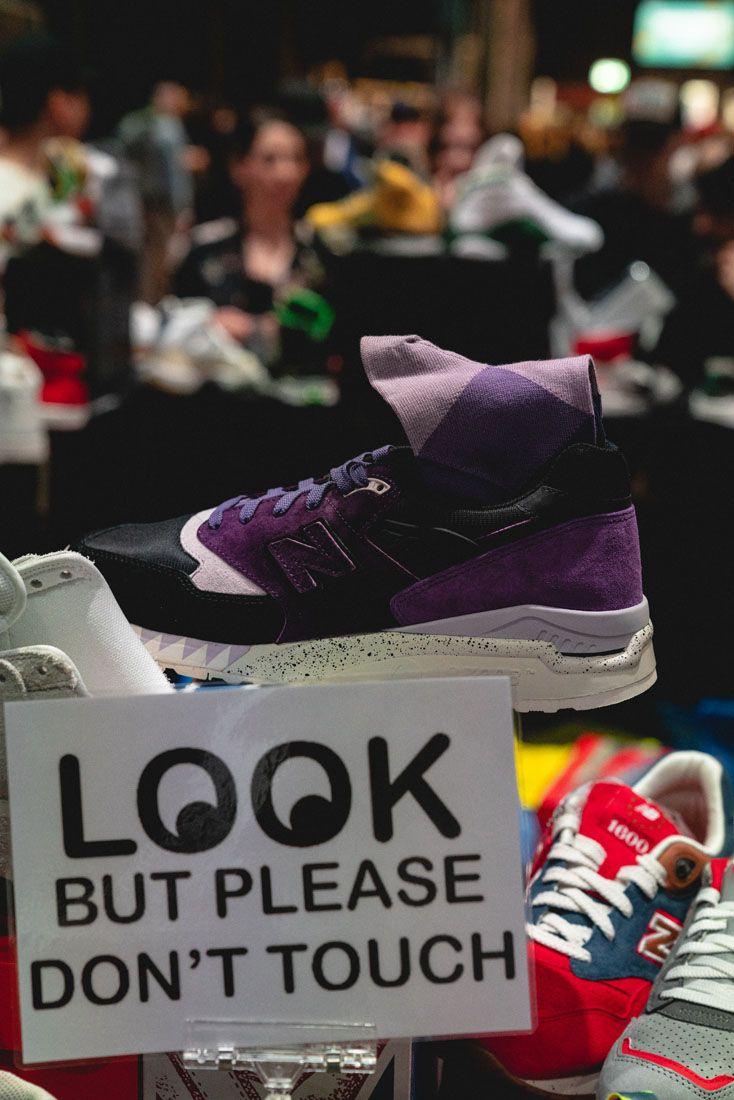Sneakerness Zurich 2019 Event Recap 30 Sneaker Freaker New Balance 998 Tassie Devil