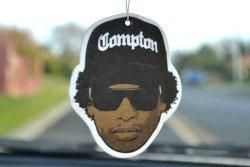 Hangin With The Homies Air Freshner Thumb