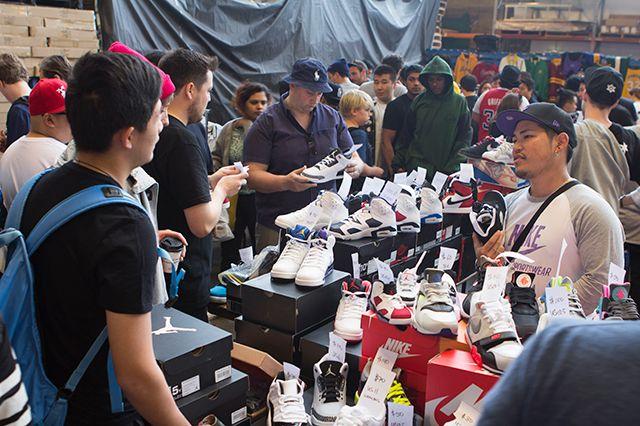 Hero Presents Sneaker Freaker Swap Meet Recap 46