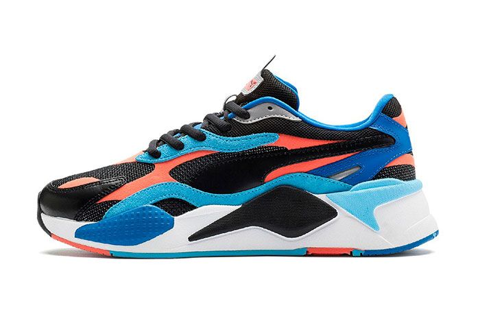 Puma Rs X Cubed Level Up White Lime Punch Black Hot Coral Release Information 33