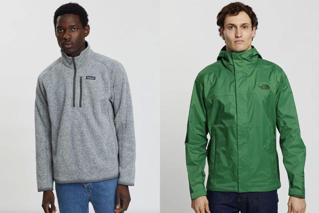 Outdoor apparel