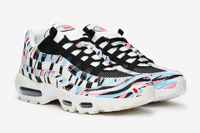 Nike Air Max 95 Ctry Korea Cw2359 100 Release Date On White 2