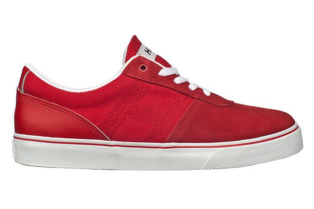 Huf Fall 2012 Footwear Choice Red Red 1