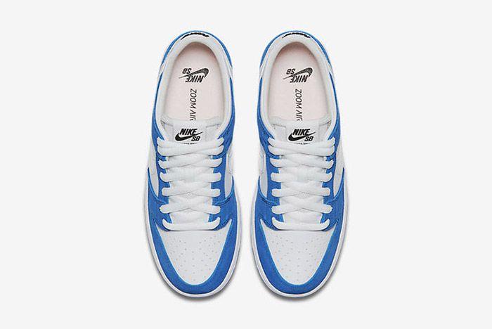 Nikesb Dunk 2016 Carolina Blue 2