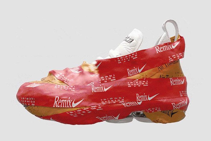 Nike Le Bron 16 Le Bron Watch Remix