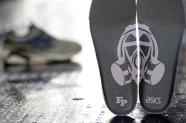 Footpatrol Asics Gel Kayano 8