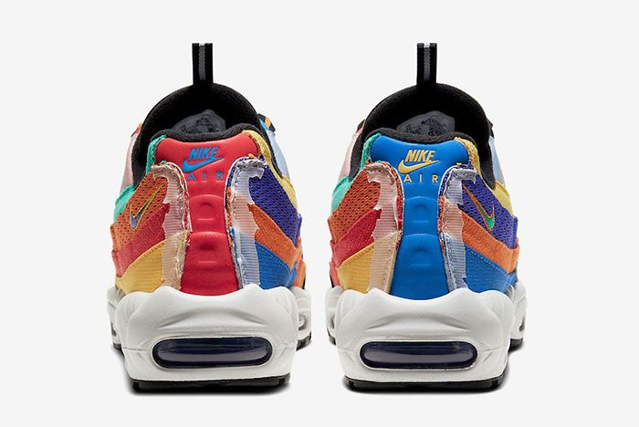 Nike Air Max 95 Bhm Black History Month 2020 Ct7435 901 Heel Shot