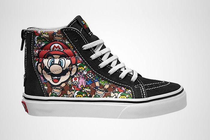 Nintendo X Vans Collection5