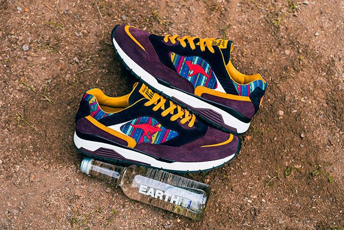 Kangaroos Earth Water Ultimate 80 Lateral Water