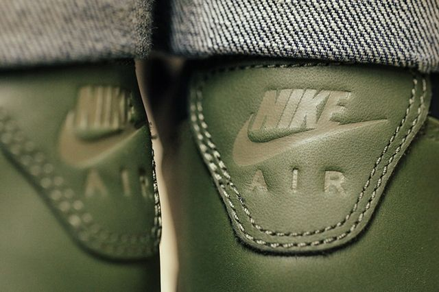 Nike Air Wildwood Acg Deep Green Bumper 5