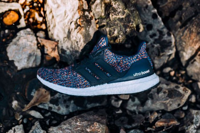 Adidas Ultra Boost Collegiate Navy Ash Blue 4