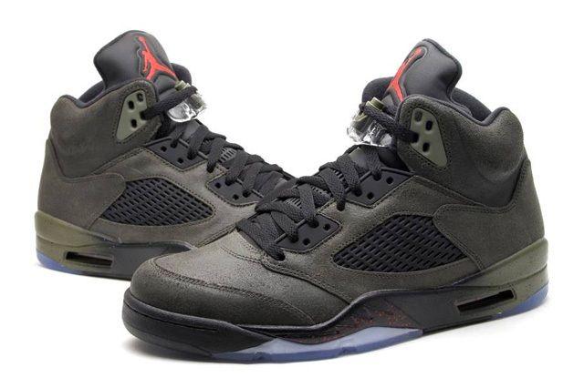 Air Jordan 5 Fear 4