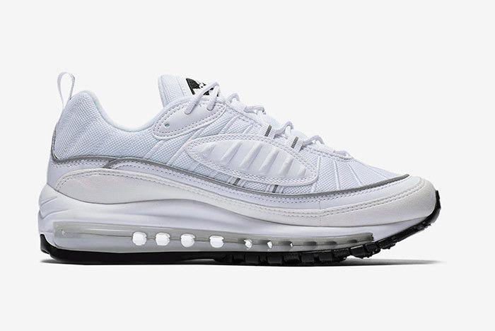 Nike Air Max 98 White 4