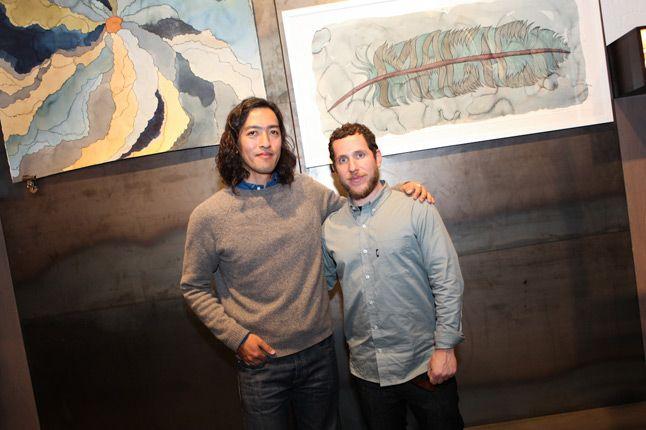Vans Vault Designer Taka Hayashi And Dqm Founder Chris Keef 1
