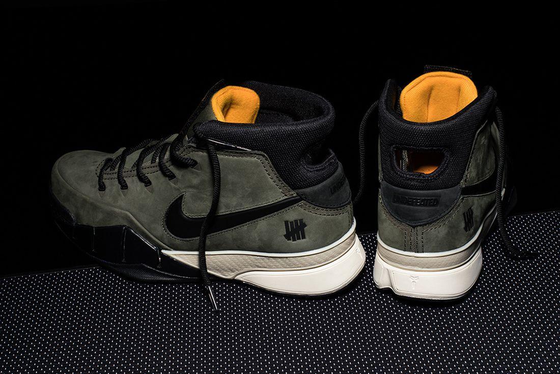 Undefeated X Nike Kobe Proto 6
