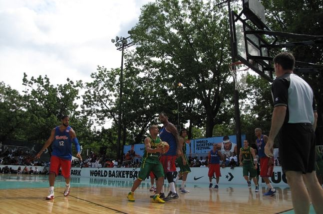World Basketball Festival Rucker Park 1 2