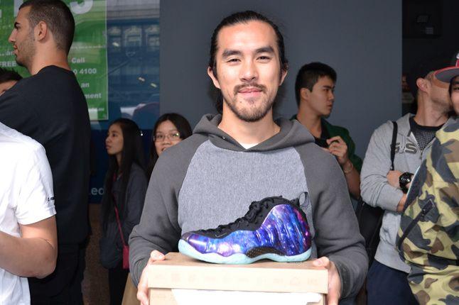 Melbourne Galaxy Foamposite Launch Kickz101 03 1