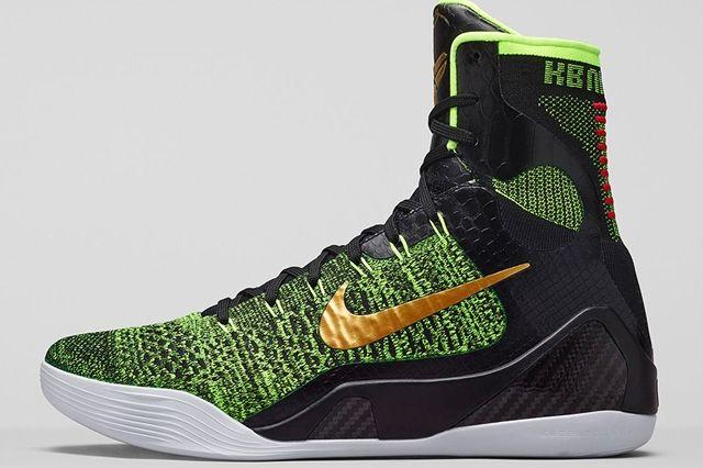 Nike Kobe 9 Elite Restored