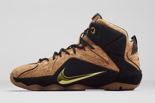 Nike Lbj 12 Kings Cork 6