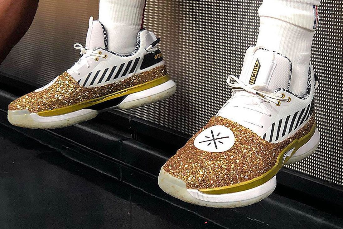 Li Ning Way Of Wade 7 One Last Dance Pe
