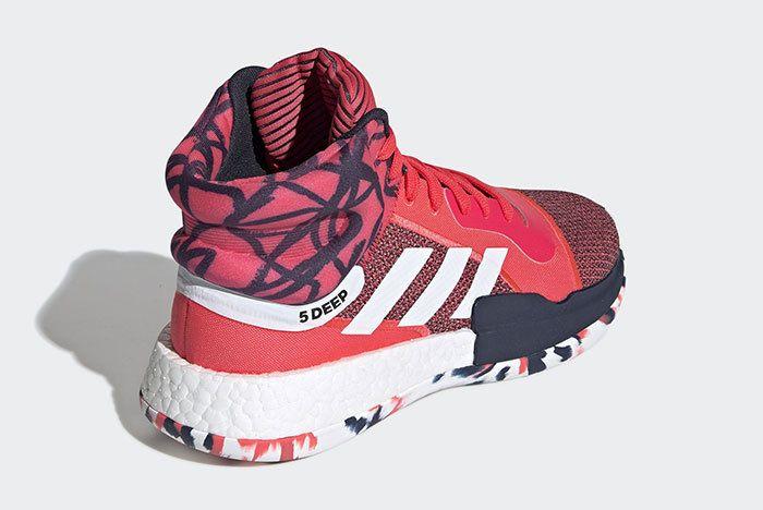 John Wall Marquee Boost Adidas Sneaker Freaker5