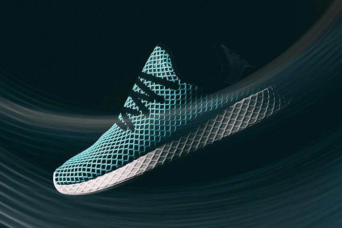 Adidas Originals Parley Deerupt 1 Copy
