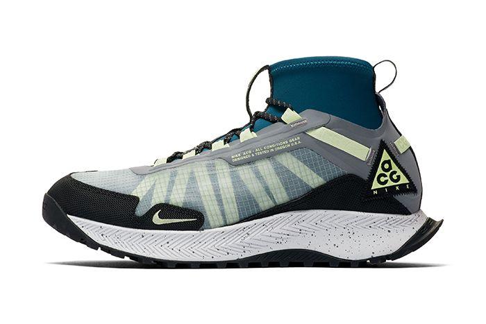 Nike Acg Zoom Terra Zaherra Barely Volt Cq0076 001 Release Date Lateral