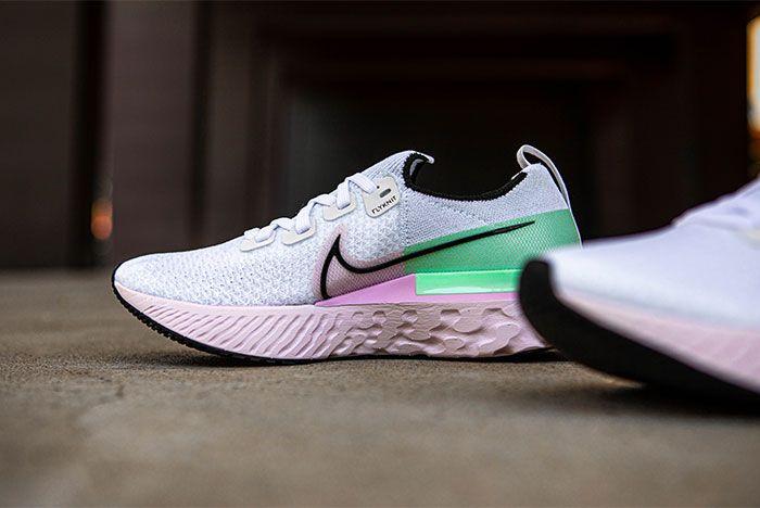 Nike React Infinity Run Lilac Cd4372 100 Sneaker Freaker Hero 8