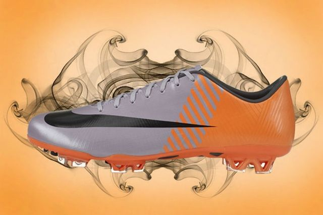 Timeline Nike Mercurial Boots 5