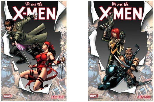 New X Men 2 1