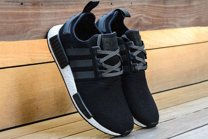 Adidas Nmd Wool Pack Black 1