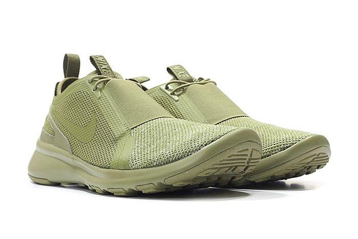 Nike Air Current Slip On Trooper Green 3