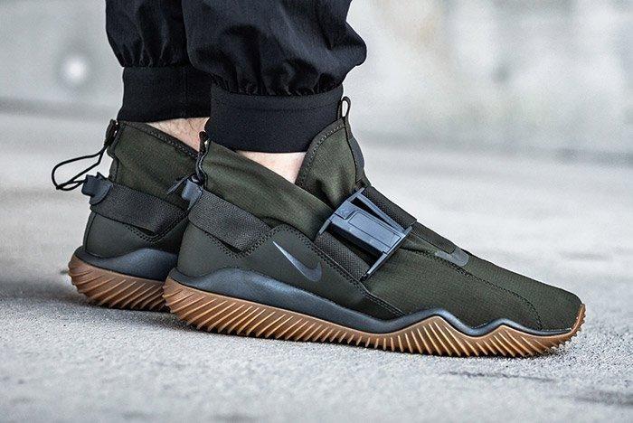 Nike 07 Kmtr Komyter Sequoia Green Gum 1