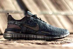 Nike Free Og Triple Black Thumb
