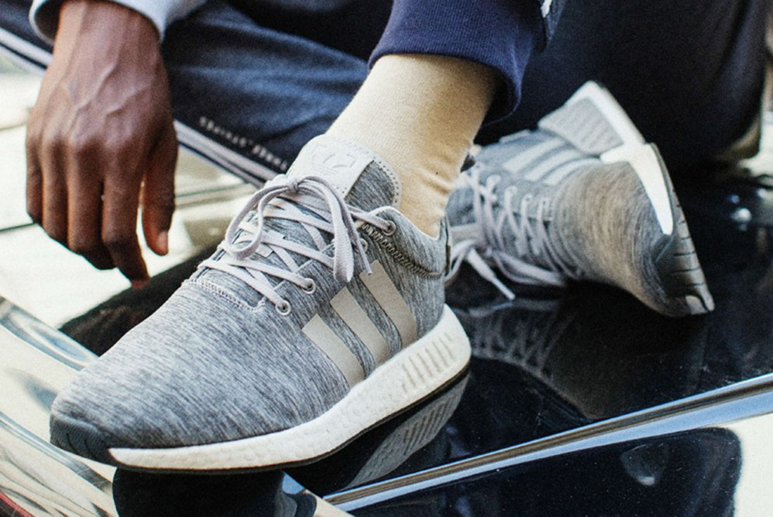 Adidas Nmd R2 Grey Melange Pack Sneakersnstuff Exclusive7