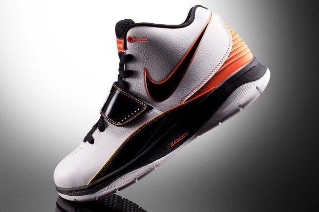 Nike Kd2 White 4 1