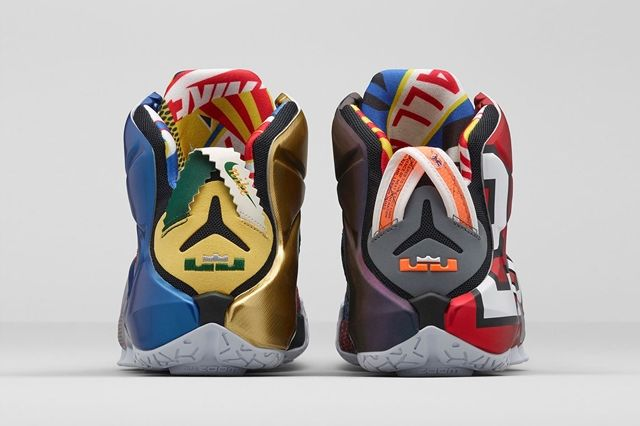Nike Lebron 12 What The 2