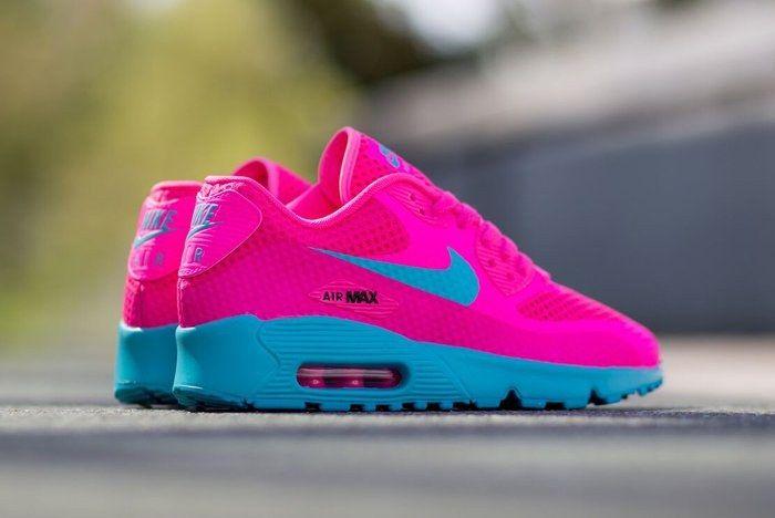 Nike Air Max 90 Br (Hot Pink) - Sneaker