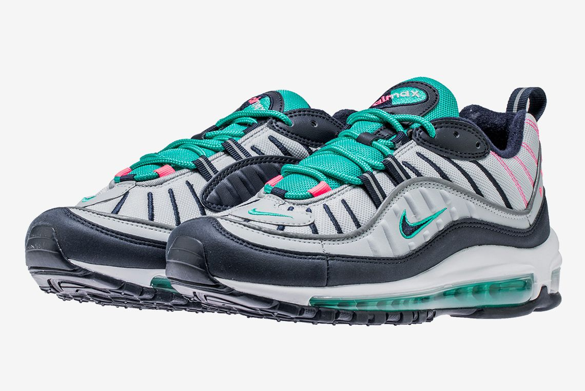 Nike Air Max 98 South Beach 1640744 005 Sneaker Freaker