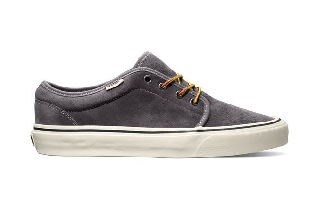 Vans 106 Vulcanized Pig Suede Charcoal Classics Hoiday 2012 1