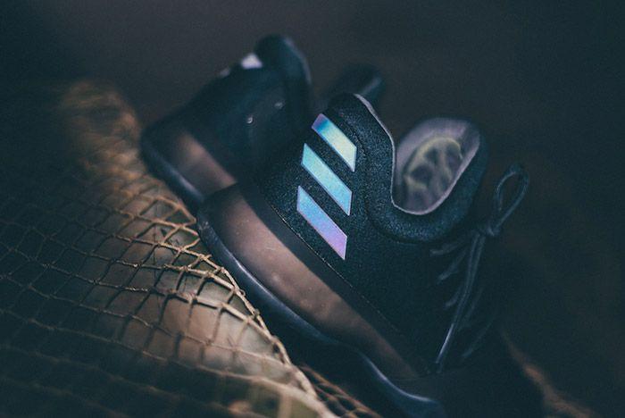 Adidas Hardel Vol 1 Dark Ops Black Xeno 4