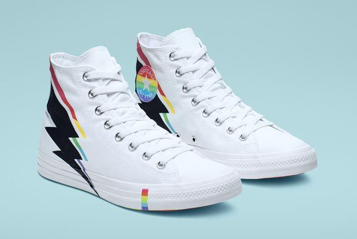 Chuck Taylor All Star Pride High Top Pair