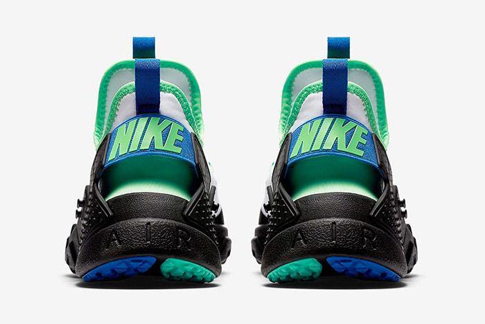 Nikeair Huarache Drift Scream Green 3