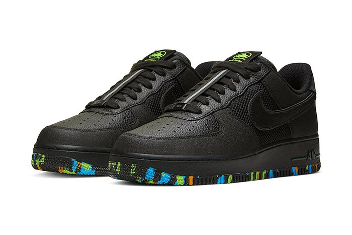 Nike Air Force 1 Nyc Parks Ct1518 001 Release Date Pair